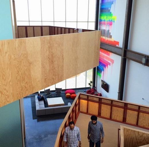 """""""Choáng ngợp"""" với trụ sở mới hoành tráng của mạng xã hội lớn nhất thế giới"""