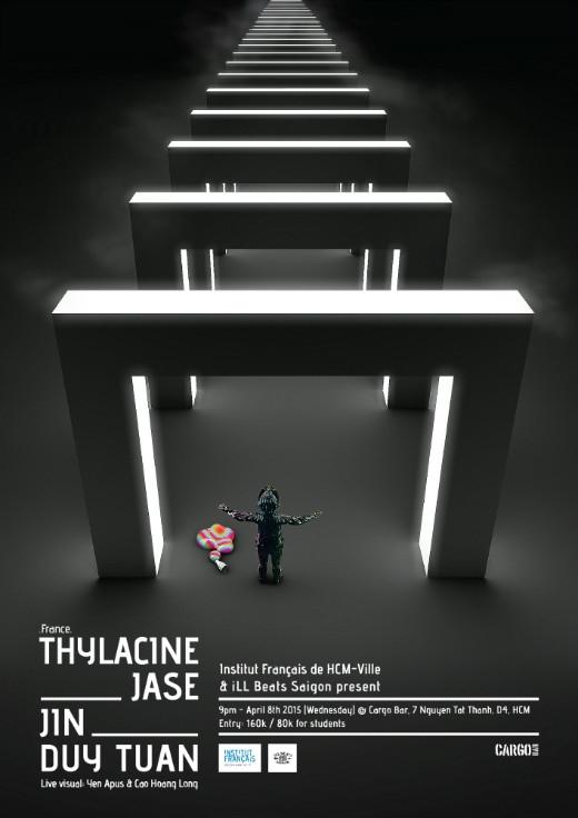 Liên hoan âm nhạc điện tử & nghệ thuật thị giác Pháp - Việt duy nhất tại Sài Gòn