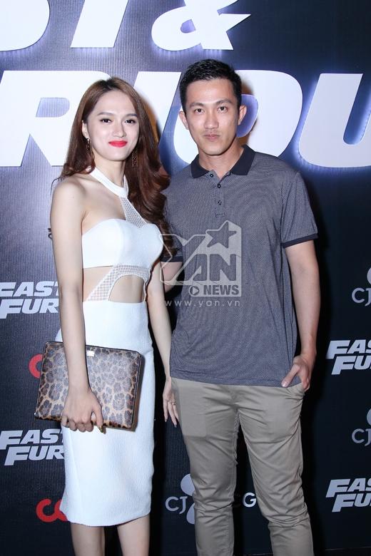 Hương Giang đi xem phim cùng bạn trai Criss Lai - Tin sao Viet - Tin tuc sao Viet - Scandal sao Viet - Tin tuc cua Sao - Tin cua Sao