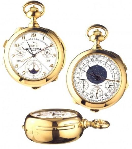 Lóa mắt với những chiếc đồng hồ giá khủng hơn triệu đô
