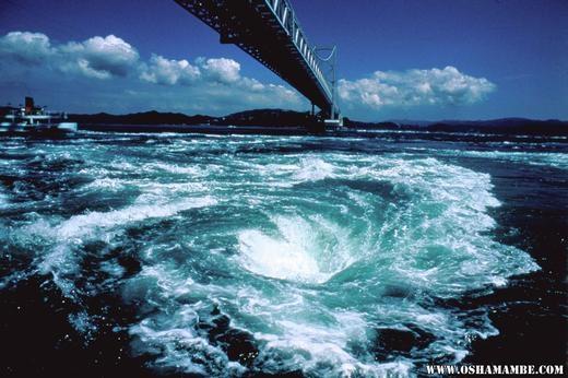 Tận mắt chiêm ngưỡng 10 xoáy nước hùng vĩ nhất thế giới