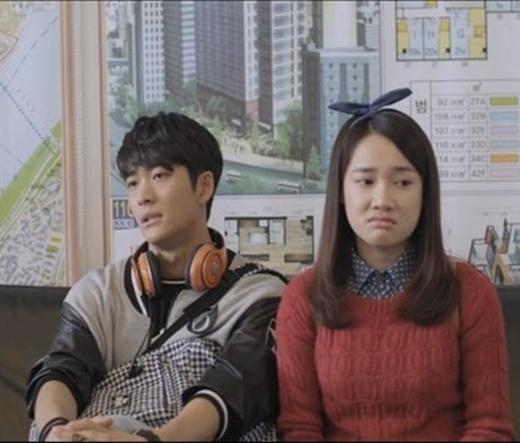 Nữ diễn viên đã có dịp làm việc với nhiều ngôi sao nổi tiếng Hàn Quốc. - Tin sao Viet - Tin tuc sao Viet - Scandal sao Viet - Tin tuc cua Sao - Tin cua Sao