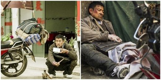 Tái hiện lại hình ảnh của ông Quách trên phim là nam diễn viên nổi tiếng Lưu Đức Hoa. Tạo hình chân thật và diễn xuất mộc mạc, sâu lắng của anh đã khiến nhân vật người cha trở nên gần gũi và thực hơn bao giờ hết.