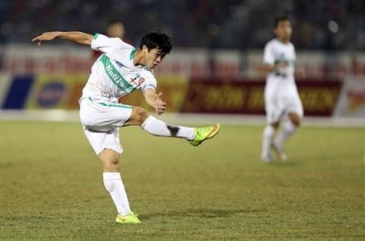 Một CLB của Nhật Bản muốn mượn Công Phượng