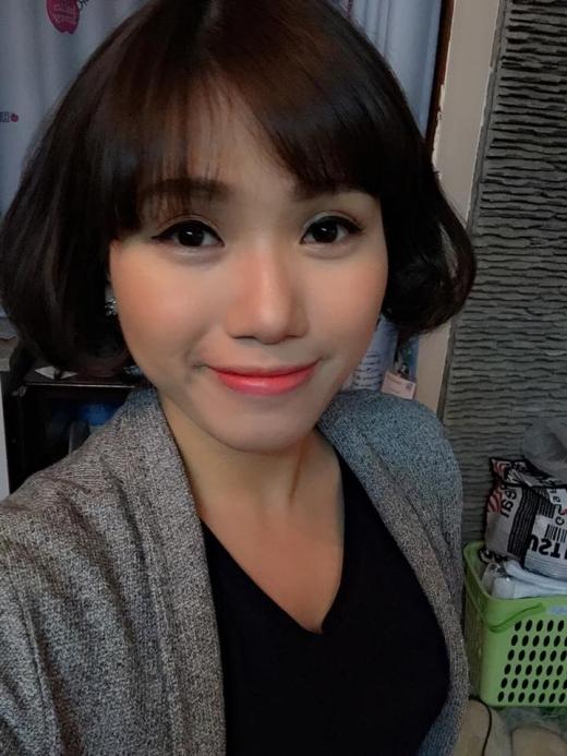 Cắt tóc ngắn, Thùy Chi ngày càng xinh đẹp đến ngỡ ngàng - Tin sao Viet - Tin tuc sao Viet - Scandal sao Viet - Tin tuc cua Sao - Tin cua Sao