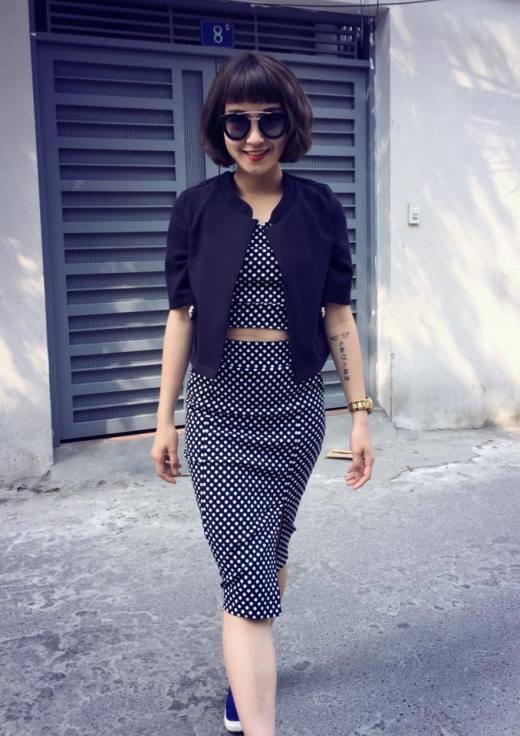 Hiện Mi Vân đang là nhà thiết kế thời trang cho chính thương hiệu của mình.