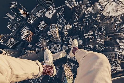Chóng mặt ngắm nhìn vẻ đẹp nghẹt thở của New York từ trên cao
