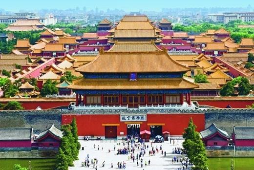 Những sự thật thú vị bạn chưa biết về Tử Cấm Thành ở Trung Quốc
