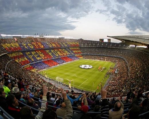Sân Nou Camp bị đe dọa đánh bom ngay trận Chung Kết Cúp Nhà Vua sắp tới.