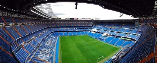 Real Madrid đã thẳng thừng từ chối yêu cầu tổ chức trận chung kết ngay tại sân Bernabeu