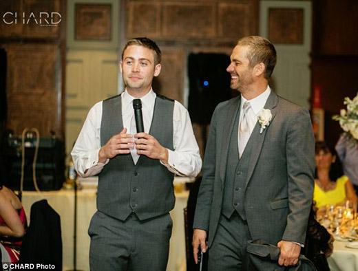 Paul và em trai Cody Walker