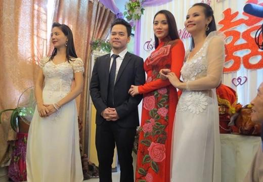 Con gái đầu lòng Bella của Trang Nhung là kết quả tình yêu giữa cô và chàng doanh nhân trẻ Nguyễn Hoàng Duy. - Tin sao Viet - Tin tuc sao Viet - Scandal sao Viet - Tin tuc cua Sao - Tin cua Sao