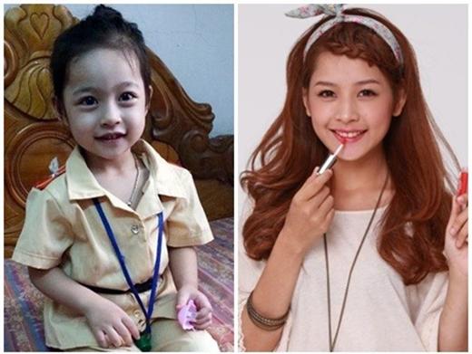 Một bản sao nhí 5 tuổi của Chi Pu từng gây xôn xao cộng đồng mạng khi cô bé có gương mặt giống đến hơn 80% gương mặt của nữ diễn viên Chung cư ma. Nhiều người còn dự đoán tương lai của em bé sẽ trở thành một hotgirl không thua kém gì Chi Pu.