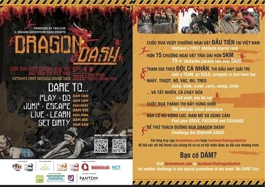 Dragon Dash - Hào hứng trước giờ G