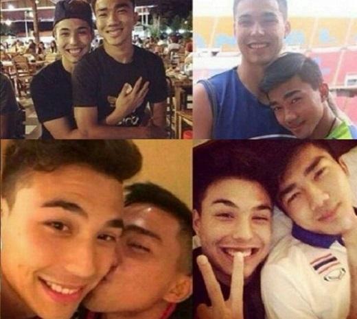 Sốc: Hai ngôi sao sáng nhất của bóng đá Thái Lan… yêu nhau