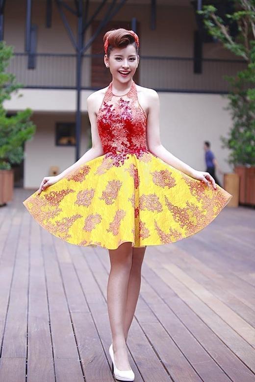 Chi Pu được nhiều người ưu ái đặt cho biệt danh 'Hotgirl bậc nhất Hà thành'. - Tin sao Viet - Tin tuc sao Viet - Scandal sao Viet - Tin tuc cua Sao - Tin cua Sao