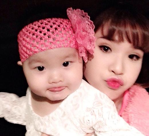 Khởi My và sở thích phát cuồng vì trẻ con - Tin sao Viet - Tin tuc sao Viet - Scandal sao Viet - Tin tuc cua Sao - Tin cua Sao