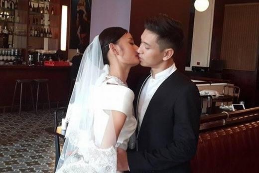 Những hình ảnh của vợ chồng Lê Thúy nhận được rất nhiều sự quan tâm của công chúng. - Tin sao Viet - Tin tuc sao Viet - Scandal sao Viet - Tin tuc cua Sao - Tin cua Sao