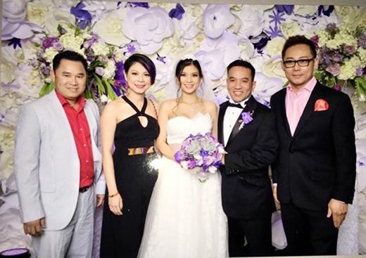 Phạm Thanh Thảo bí mật tổ chức lễ cưới cùng chồng Việt kiều