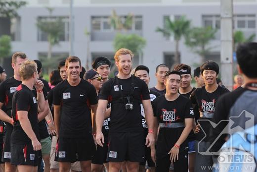 Cuộc đua đã thu hút hơn 3000 bạn trẻ đến tham gia