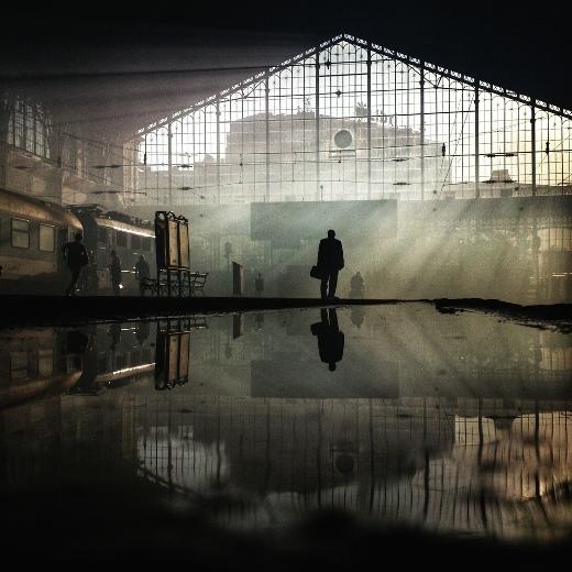 Tấm ảnh đạt hạng nhì do Janos M Schmidt, Hungary chụp