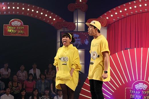 Có khó để chọc cười Trấn Thành, Việt Hương?