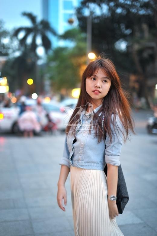 Ngắm street style của giới trẻ Hà thành những ngày mát mẻ