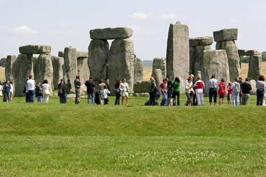 Kỳ lạ các công trình cổ đại trường tồn cùng thời gian