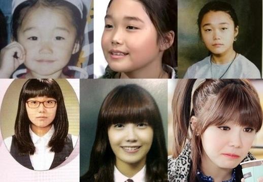 Dù vẫn giữ vài nét đáng yêu trên gương mặt nhưng Eunji (A Pink) vẫn vướng tin đồn phẫu thuật thẩm mỹ cho nhan sắc hiện nay của mình.