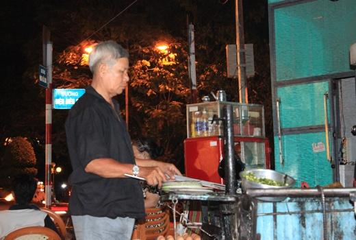 Những quán ăn ở Sài Gòn  từng làm cư dân mạng cảm động