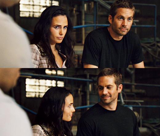 Paul và Jordana.