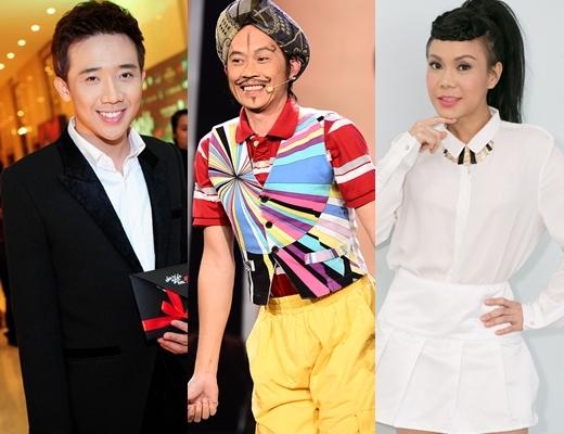 Trấn Thành, Hoài Linh, Việt Hương sẽ cùng nhau tranh giải Nghệ sĩ hài ấn tượng - Tin sao Viet - Tin tuc sao Viet - Scandal sao Viet - Tin tuc cua Sao - Tin cua Sao