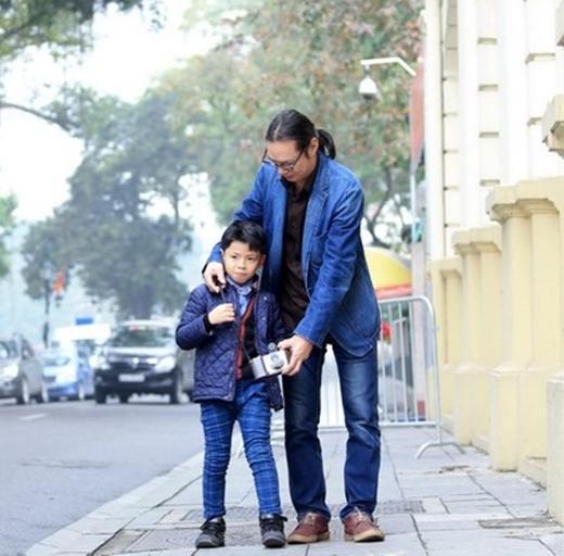Cùng với Tê Giác, Bờm là nhóc tỳ thu hút được lượng fan không nhỏ kể từ khi góp mặt trong Bố ơi mình đi đâu thế? - Tin sao Viet - Tin tuc sao Viet - Scandal sao Viet - Tin tuc cua Sao - Tin cua Sao