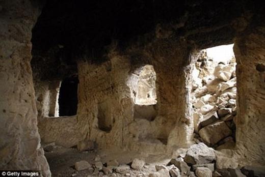 Phát hiện thành phố khổng lồ 5000 tuổi dưới lòng đất