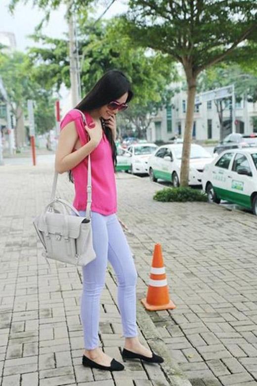 Đặt lên bàn cân street style của 3 Hoa hậu Mai Phương Thúy, Thu Thảo và Kỳ Duyên