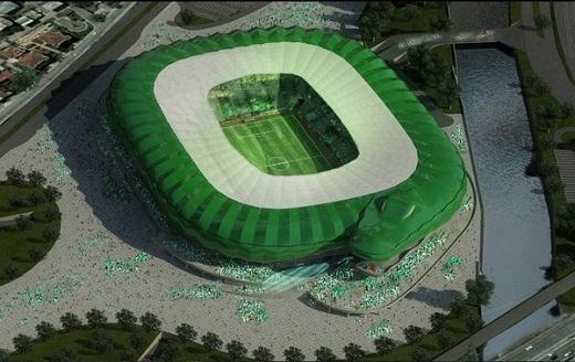 Các fan yêu mến đội bóng Bursaspor đều cảm thấy ấn tượng với thiết kế của SVĐ này. Tuy nhiên, cũng có không ít người cho rằng nó khá đáng sợ.