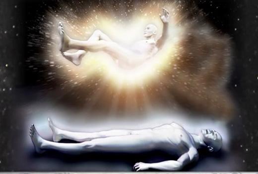 Thậm chí thấy mình hồn lìa khỏi xác