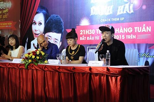BB&BG tự tin thách thức Việt Hương, Trấn Thành
