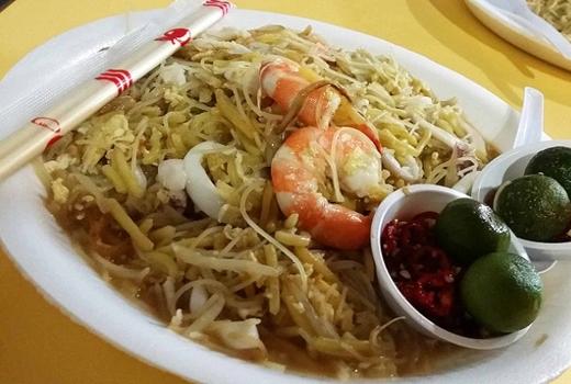 10 món ăn đường phố Singapore khiến bạn không thể cưỡng lại