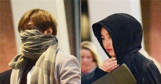 Hai thành viên Miss A không quan tâm đến chuyện hẹn hò của Suzy và Lee Min Ho