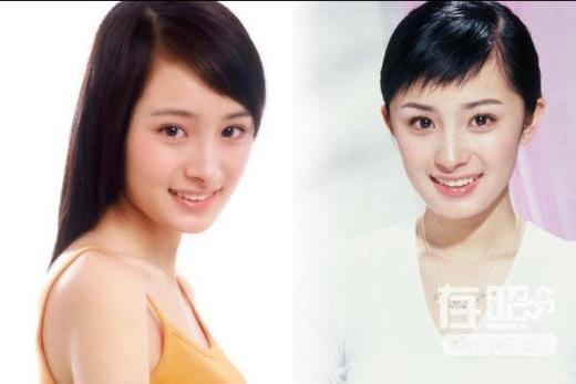 Dương Mịch với nét đẹp dân dã ngày 17 tuổi.