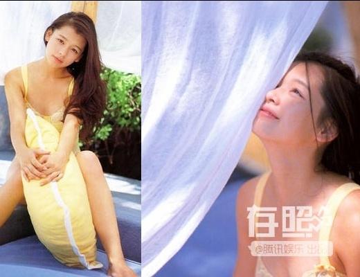 Từ Nhược Tuyên sớm có danh hiệu nữ hoàng gợi cảm từ năm 16 tuổi.