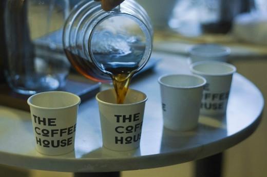 Quang Đăng - Ngọc Trai - Đàm Phương Linh quậy tưng bừng tại tiệc khai trương The Coffee House - Tin sao Viet - Tin tuc sao Viet - Scandal sao Viet - Tin tuc cua Sao - Tin cua Sao