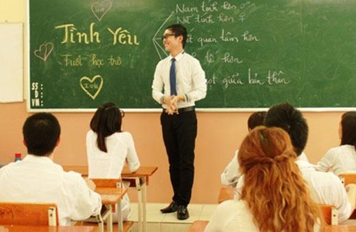 Ý kiến trái chiều về quy định cấm thầy cô yêu sinh viên