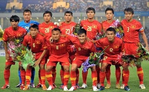 Bóng đá Việt Nam chiếm vị trí số 1 Đông Nam Á