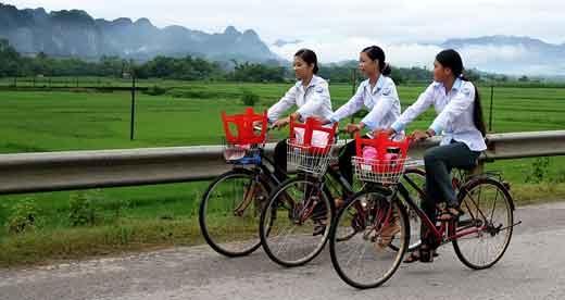 Giao thông Việt Nam trở thành ảnh đẹp nhất thế giới