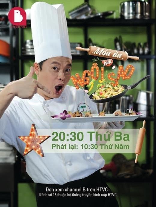 Siêu đầu bếp nổi tiếng thế giới Jack Lee đổ bộ Channel B