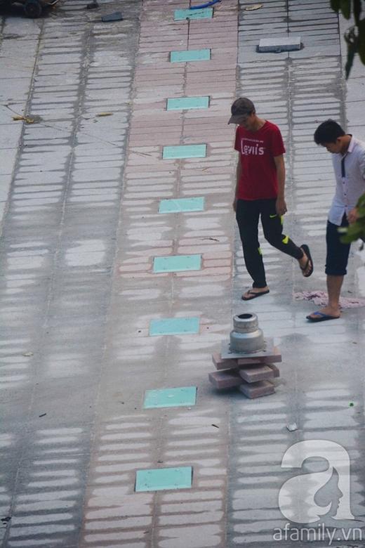 Cận cảnh phố đi bộ Nguyễn Huệ hơn 400 tỷ đồng khẩn trương khoác áo mới