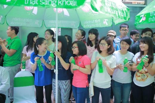 Cận cảnh Kỷ lục Guiness: Ký túc xá xanh nhất Việt Nam