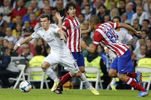 01h45 ngày 15/4, Atletico vs Real: Đại chiến thành Madrid